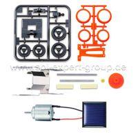Solar Metall Rennwagen, Bausatz 002