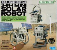 Eco Engineering - 3-in-1 Mini Solar Robot 001