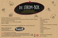 Die Strom-Box, Elektronische Bauteile zum Basteln und Experimentieren 003