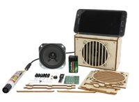 Aktivbox für Smartphones und MP3, Lötbausatz 001