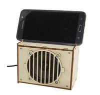 Aktivbox für Smartphones und MP3, Lötbausatz 005