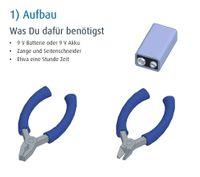 varikabi Der variable MiniBot als Steckbausatz 002