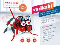 varikabi Der variable MiniBot als Steckbausatz 001