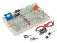 Elektronik Lernprogramm mit Breadboard 001