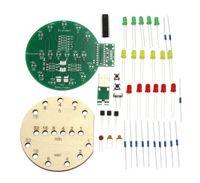 Binäre Uhr, Lötbausatz für USB (Powerbank oder Port) 006