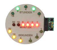 Binäre Uhr, Lötbausatz für USB (Powerbank oder Port) 001