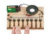 Elektronik-Miniorgel, Schüler-Lötbausatz 002