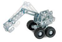 Metallbaukasten Minibagger C55 002