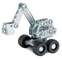 Metallbaukasten Minibagger C55 003