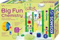 Chemielabor Big Fun Chemistry 001
