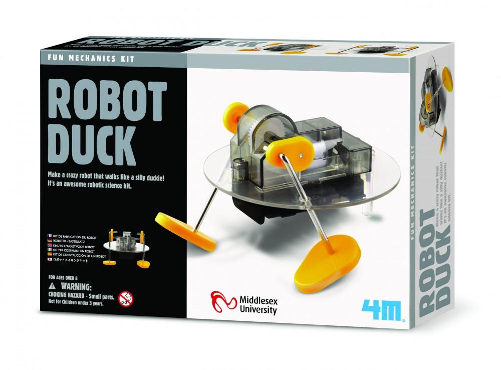 Roboterente Bausatz - Robot Duck