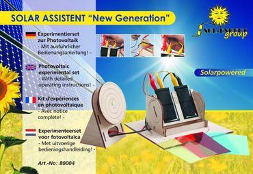 Solar Assistent NEW GENERATION I