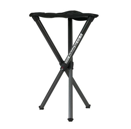 Walkstool Falthocker Basic 50, schwarz
