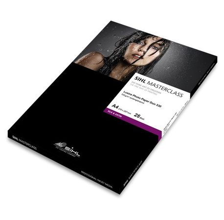 Sihl Lustre Photo Paper Duo 330 g