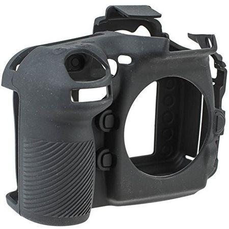 easyCover Silikon-Schutzhülle für Nikon D810 mit Batteriegriff MB-D12 – Bild 1