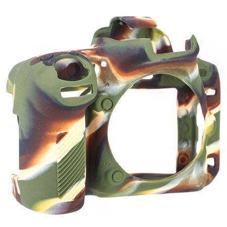 easyCover Silikon-Schutzhülle für Nikon D750 (camouflage) – Bild 1