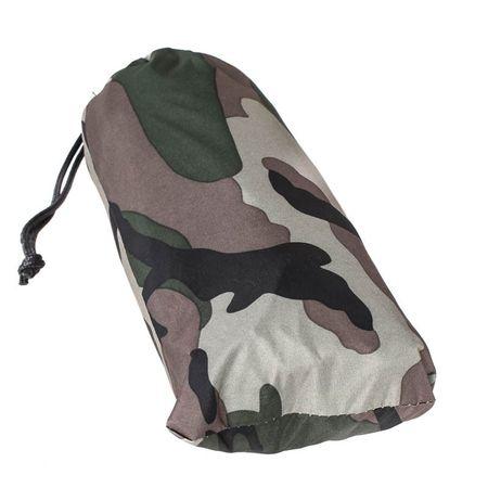 Matin Deluxe Regenschutzhülle V2 Camouflage mit Tarnmuster – Bild 6
