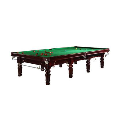 Schöner großer Snooker Billardtisch