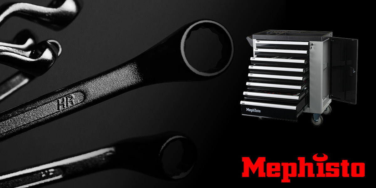 Mephisto Tools Werkzeugwagen Werkstattwagen