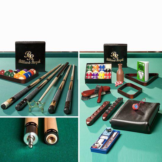 Deluxe Billard-Accessoires-Set – Bild 1