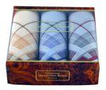 Geschenkpackung,Taschentücher,Herren,Baumwolle,bunt,Herrentaschentücher,Streifen Bild 5