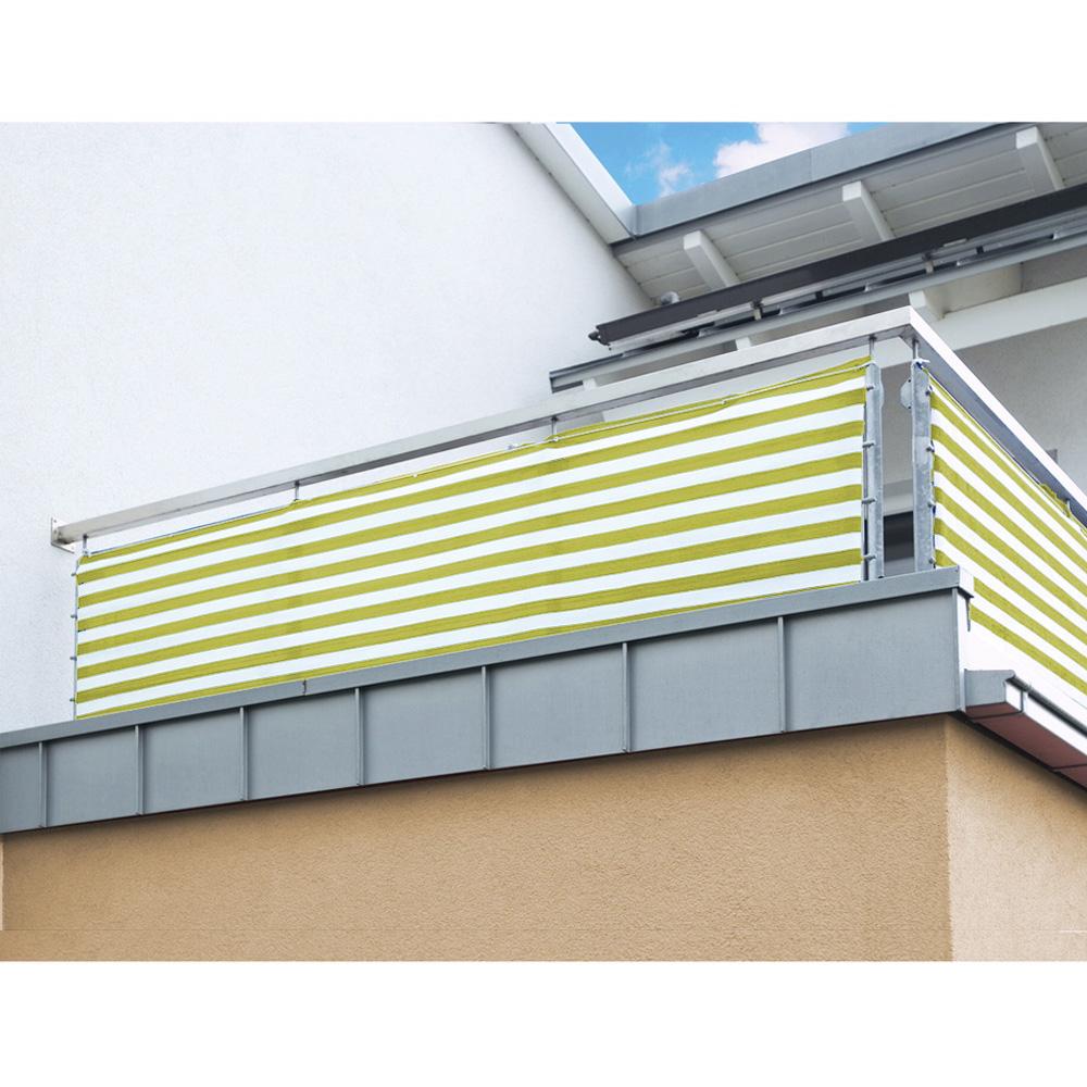 proheim balkon sichtschutz 0 9 m meterware aus langlebigem. Black Bedroom Furniture Sets. Home Design Ideas