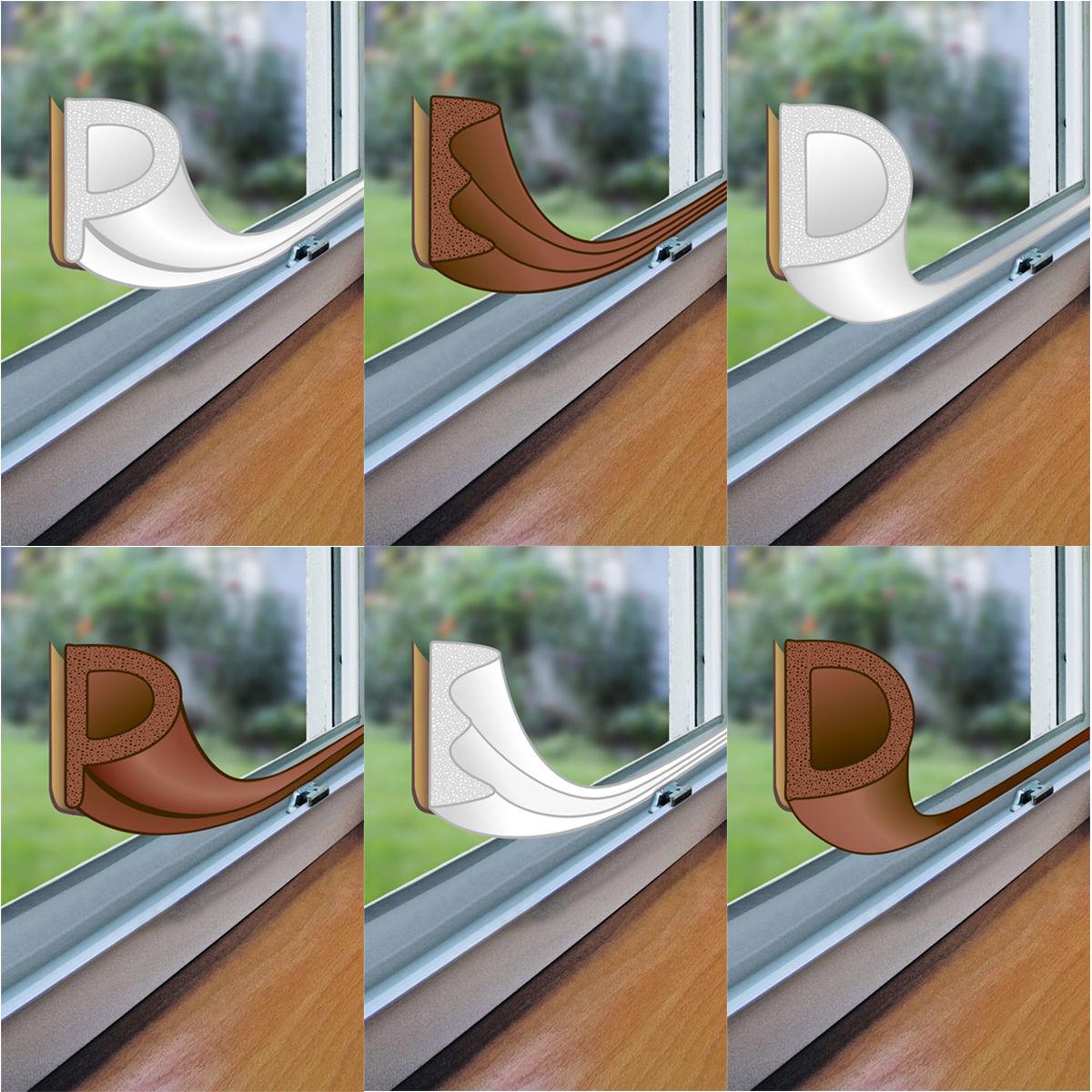 fensterdichtung gummidichtung e p d profil dichtband selbstklebend dichtungsband ebay. Black Bedroom Furniture Sets. Home Design Ideas