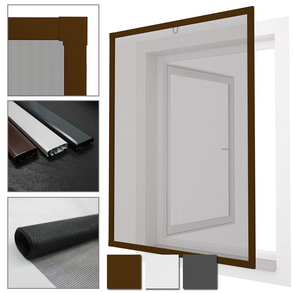 Protezione insetti finestra telaio aluminio zanzariera - Smontare maniglia finestra senza viti ...
