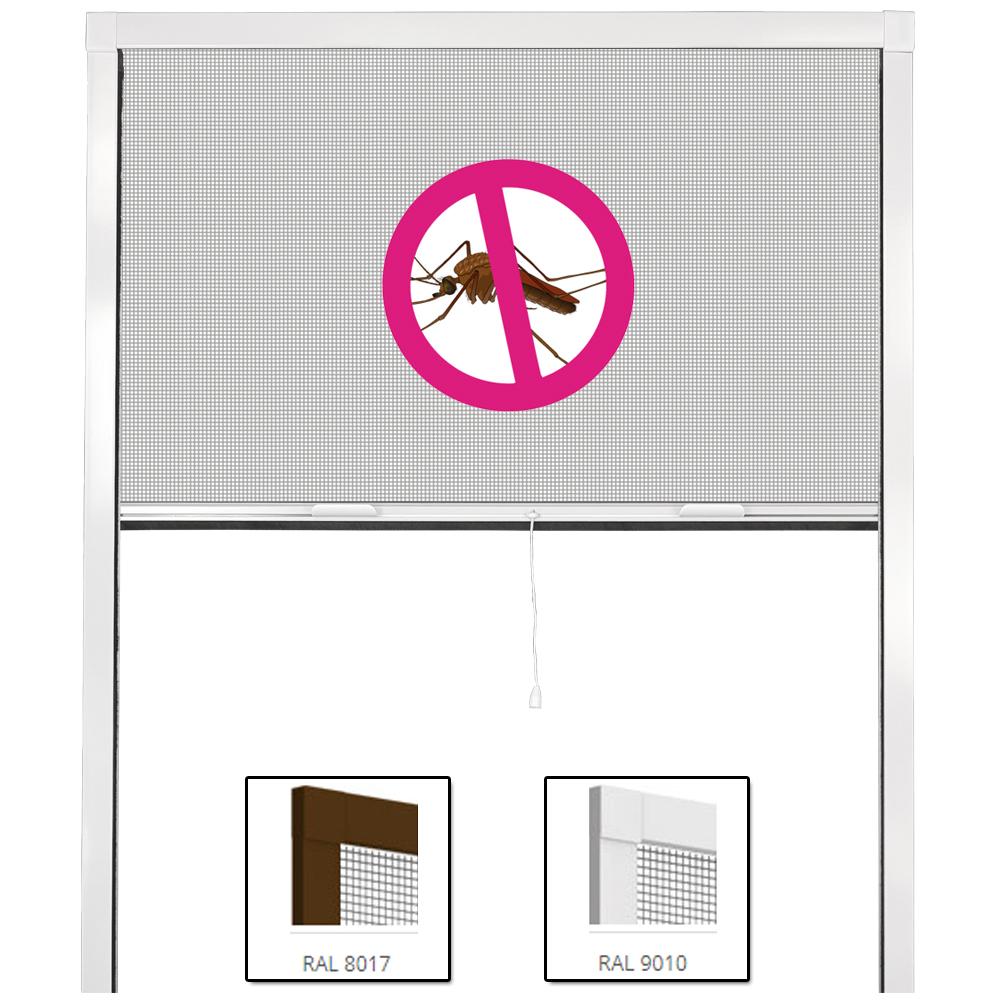 insektenschutz alu rollo fenster fliegengitter. Black Bedroom Furniture Sets. Home Design Ideas
