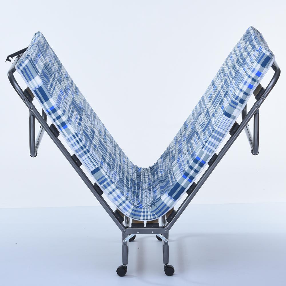 g stebett basic mit matratze klappbar 80x190cm klappbett. Black Bedroom Furniture Sets. Home Design Ideas