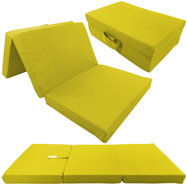 Kinder klappmatratze 120x60x6cm letto da viaggio materasso for Materasso ospiti pieghevole