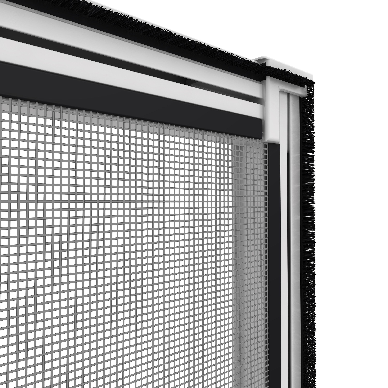easy life insektenschutz alu fenster mit echtholzfurnier. Black Bedroom Furniture Sets. Home Design Ideas