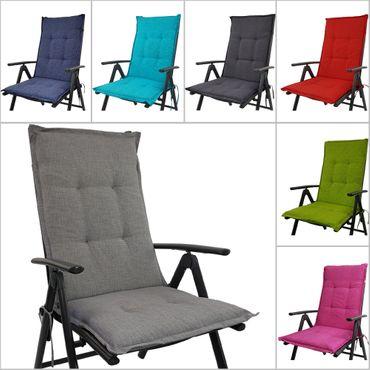 Hochlehner Comfort 118 x 50 x 5,5 cm - Outdoor Stuhlauflagen