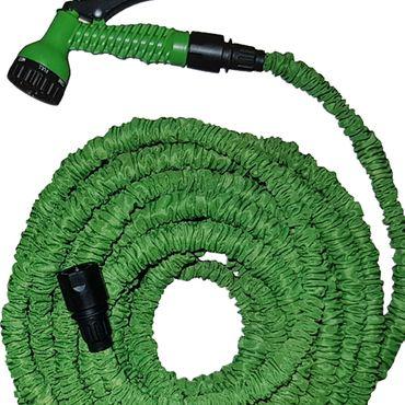 proheim Flexibler Gartenschlauch 10 - 30 m dehnbarer Flexischlauch