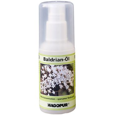 Hagopur Baldrian-Öl Pumpspray 100 ml effektives Raubwild Lockmittel