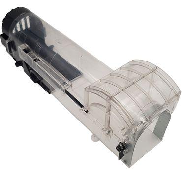 2x Mausefalle Smart 2er Pack Lebendfalle 228-533 effektive Falle transparent