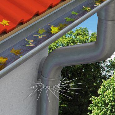 2er Set proheim Marderschutzgürtel für Fallrohre mit Stecksystem