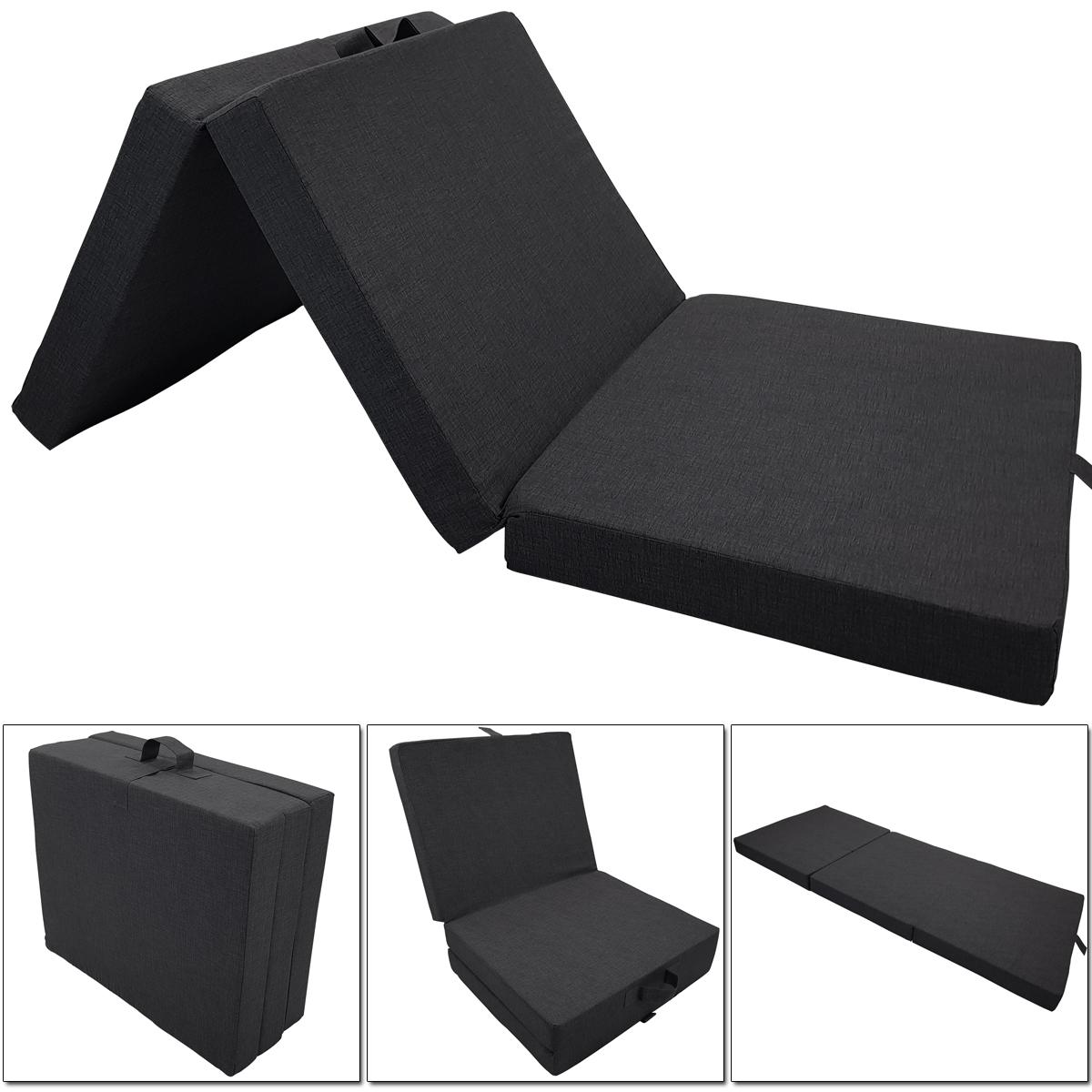 premium outdoor klappmatratze faltmatratze reisematratze. Black Bedroom Furniture Sets. Home Design Ideas