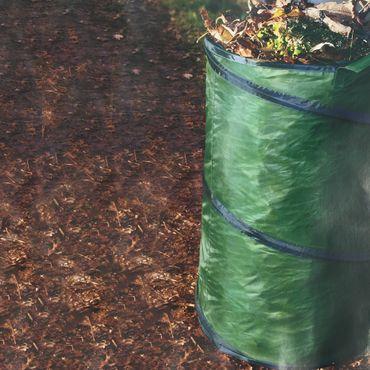 Pop-Up Garten Abfallsack ca. 100 Liter