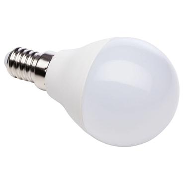 LED Tropfenform 5,5W (40W) 220-240V E14 470lm 180° 2700K
