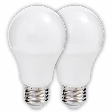 LED Birnenform 5,5W (40W) 220-240V E27 470lm 200° 2700K 10000h