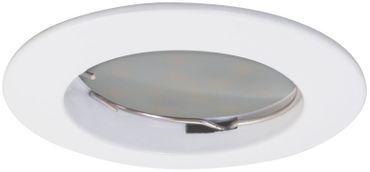 LED Einbauleuchte EBL R3 3L 400lm white LED Mod. fix WB rd dimm HD