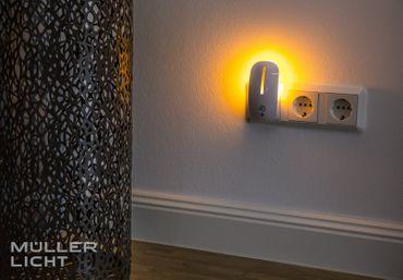LED Accessoires LED Sensor-Licht Amber Bew.-/Dämmerungssensor