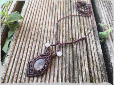 Halskette * crystallove *