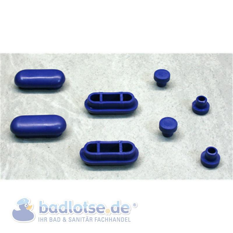 ASEM WC-Sitz-Füße blau