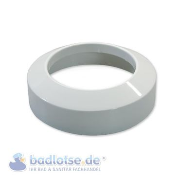 VIEGA WC-Anschluß-Rosette 110 mm Nr.3819