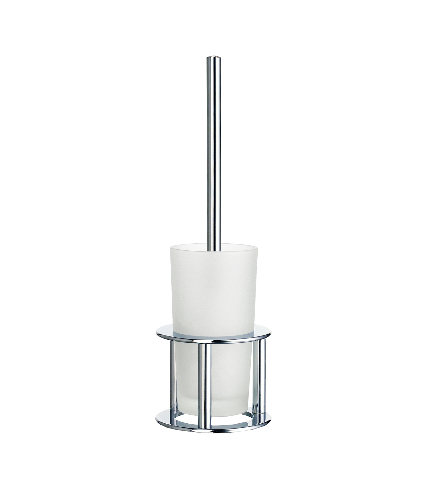 smedbo outline wc b rstengarnitur freistehend fk102 badausstattung. Black Bedroom Furniture Sets. Home Design Ideas