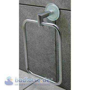 DEKOLINE KAIRO GLAS Handtuchring