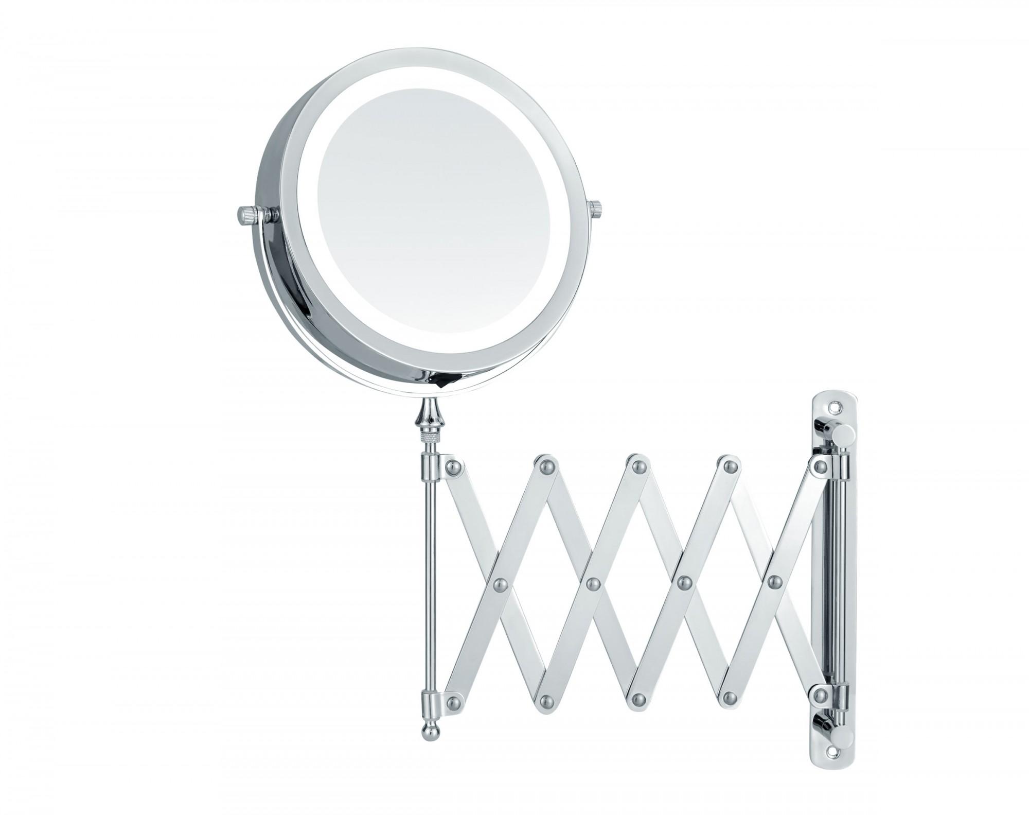 Sehr Sanwood 6652400 ALICIA Kosmetikspiegel LED-Beleuchtung BW37