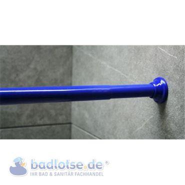 Teleskopstange 75-125 cm blau